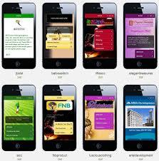 Mobile Website Templates Simple Mobile Website Templates Website Design Search Engine