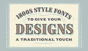 Victorian Era Newspaper Template 20 Iconic 1800s Style Fonts To Give Your Designs A Traditional Touch