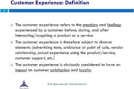 Customer Service Experience Definition Benchmark Study Presentation Pdf