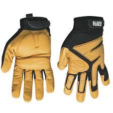 journeyman leather gloves large