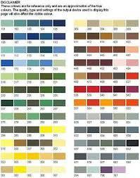 Jotun Ral Chart Jotun Hardtop Xp High Gloss Boat Paint All Bs Ral Colours