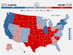 2012 Election Chart Election 2016 7 Maps Predict Paths To Electoral Victory Time