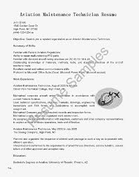 aircraft maintenance technician resume resume beautiful aircraft mechanic resume template aircraft