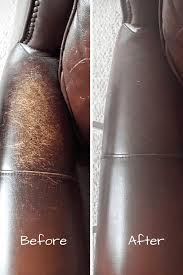 a simple guide to restoring worn leather