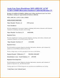 Inspirational Clinical Nurse Practitioner Sample Resume Resume
