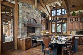 cabin kitchen design. Simple Cabin For Cabin Kitchen Design 7