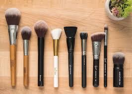 favorite makeup brushes mac sigma everyday minerals julep