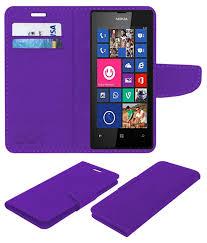 Nokia Lumia 525 Flip Cover by ACM ...