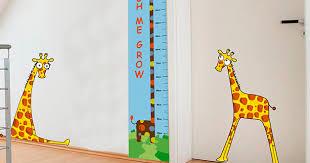 Wallarts Kids Height Chart