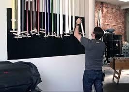 seamless backdrop storage system