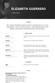 cashier resume samples example of cashier resume