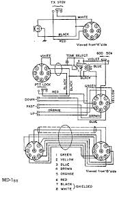 in3eci italian amateur radio station  at Wiring Diagram For Turner M 38 Hand Mike