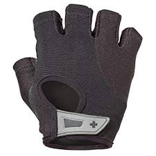 harbinger women s power weightlifting gloves with stretchback mesh and leather palm pair 2017