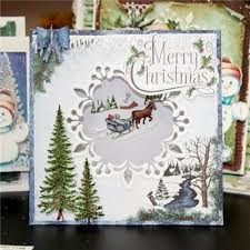 139 Best Bendifold Cards Images On Pinterest  Cards Folded Create And Craft Christmas