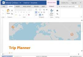trip planner templates free trip planner template for word online