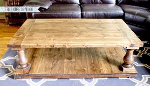 is there big negatives to building a coffee table like this with legs pillars made out of knotty pine but everywhere else in maple