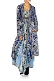Tales Of Batik Round Neck Kaftan Camilla