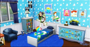 Toy Story Bedroom At Victor Miguel