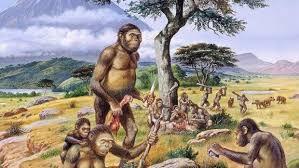 Внешность первобытного человека По следам древних людей Зарождение этого рода первобытных людей началось на территории Восточной Африки более 4 х миллионов лет назад