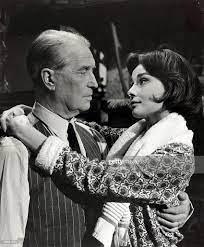 1950's, Actress Audrey Hepburn pictured ...