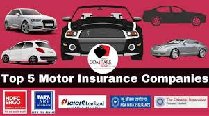 top 5 motor insurance companies in india car insurance