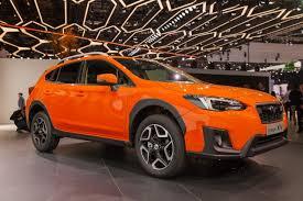 2018 subaru electric. plain electric 2018 subaru crosstrek 2017 geneva auto show for subaru electric b