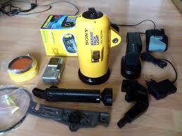 Sony Marine Pack Light Marine Pack Light Hvl Ml20m Cyber Shot Kamera Dsc P9 Uw