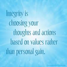 Christian Quotes On Integrity