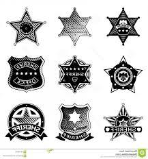 star badge vector