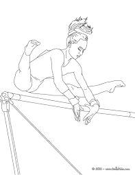 Small Picture Coloring Pages Fancy Gymnastics Coloring Pages Gymnastics