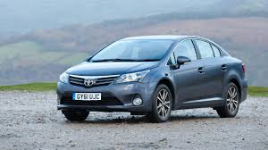 Toyota Avensis Review | Top Gear