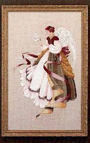 Angel Cross Stitch Patterns