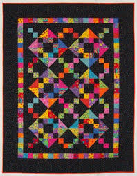 Texas Two-Step: Brights for Lillian by Lynn Roddy Brown, a 100 ... & Quilt by Lynn Roddy Brown. I went to her lecture at The Woodlands Area Quilt  Guild last night. She really makes beautiful scrap quilts! Adamdwight.com