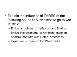 "response essay ""america s first foreign policy formulated  3 explain"