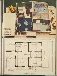 dollhouse furniture plans. House Plan Plans For A Split-level 1960s Doll\u0027s 9 Oct 1963 - The Dollhouse Furniture W