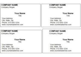 business cards with word free template for business cards on word business card template word