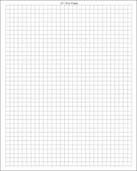 Printable Graph Paper Full Page 1 Inch One Inch Grid Paper Ashafrance Org