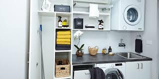 laundry storage ideas with flatpax