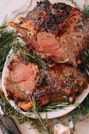 prime rib roast dinner. Simple Dinner The Perfect Prime Rib Roast Family Recipe In Dinner Woks Of Life