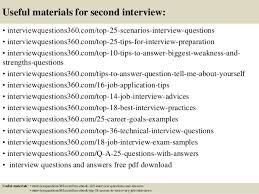 Questions For Second Interview Top 10 Second Interview Questions And Answers