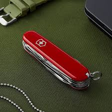 Bộ Dụng Cụ Đa Năng Bỏ Túi 15 công năng VictorInox Huntsman màu đỏ –  Shophangvip.com - Hàng xách tay Đức