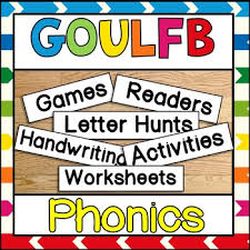 Jolly phonics worksheets group 3 goulfb phase 3 for grade 1 ukg lkg preschool kindergarten. G O U L F B Worksheets Teaching Resources Teachers Pay Teachers