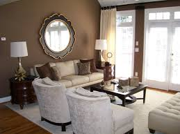 lamp couch large mirror arrangement idea in contemporary living room cream balanced balanced living room
