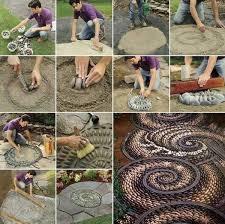Fabulous Mosaic Garden Path 13 Upon Home Decoration Ideas For Mosaic Garden Path