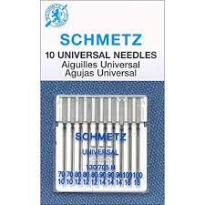 Are Sewing Machine Needles Universal