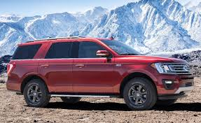 2018 luxury trucks. 2018 ford expedition fx4 front quarter right photo luxury trucks