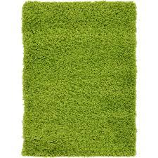 unique loom solid grass green 2 2 x 3 rug