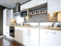 High Gloss Kitchen Cabinets White Cabinet Doors Atlanta Paint For ...