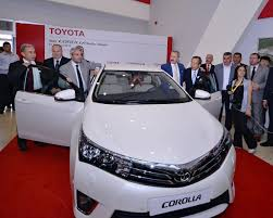 new car launches europe 20142014 Toyota Corolla Europe spec enters production in Turkey