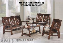 antique wooden sofa set designs 2016